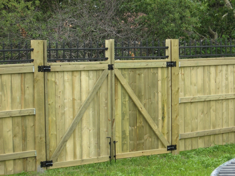 Wood Fence Photo Gallery Strictly Fences