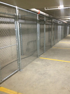 Interior Partitions Strictly Fences
