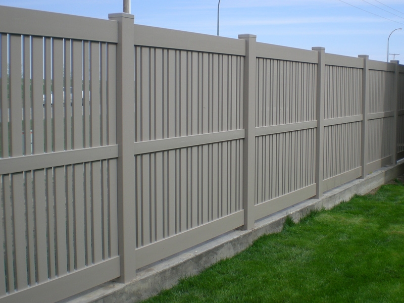 Vinyl pvc fence photo gallery strictly fences