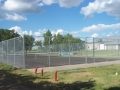 Galvanized Tennis Court