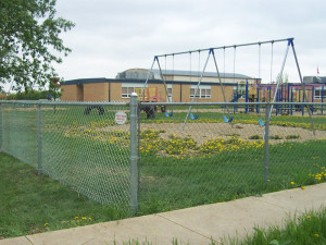 Strictly Fences Manufactures Distributes And Professionally Installs 3 12 In A Variety Of Specifications Including School Yards